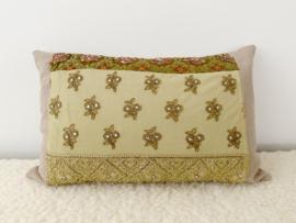 Cushion Pistache