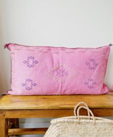 Sabra Cushion Pink 90x50