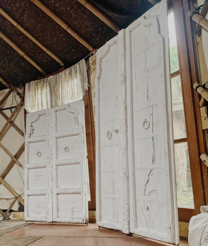 Indian Doors 135x