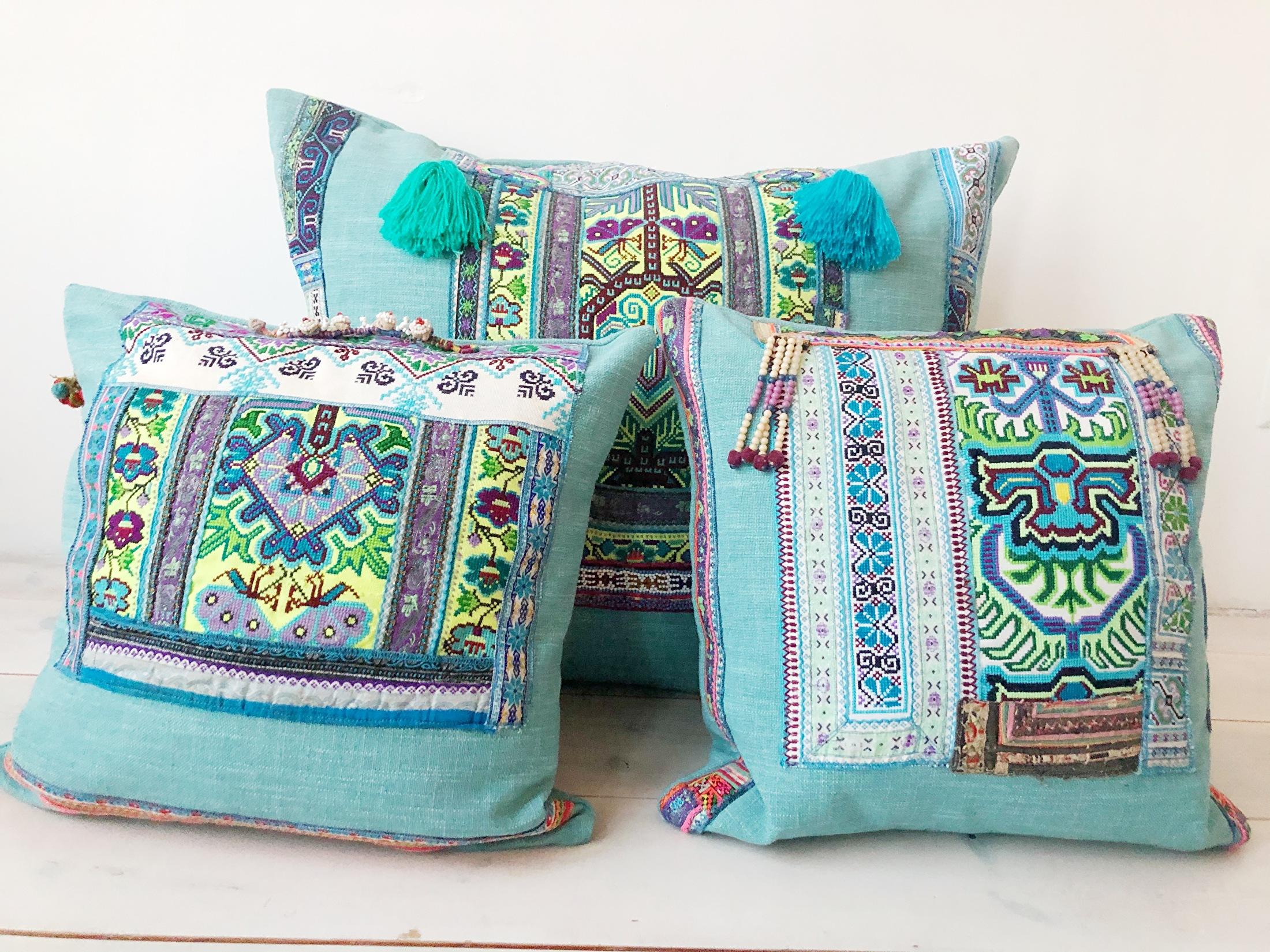 Unique cushions hoofdpagina