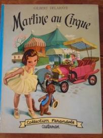 martine au cirque  / 1956