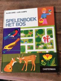 Spelenboek, het bos,   1971