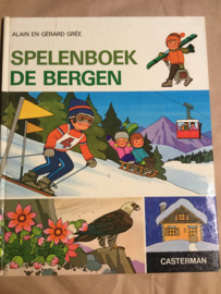 Spelenboek,  de  bergen  1972