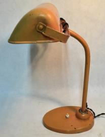BuR Bünte und Remmler Industrial design metal desk table lamp