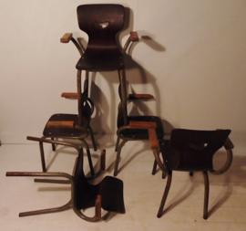 TUBAX children's chair – BELGIUM - 1969