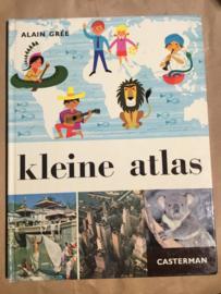 Kleine atlas.     1972