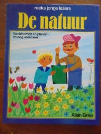 de natuur  jonge lezers reeks