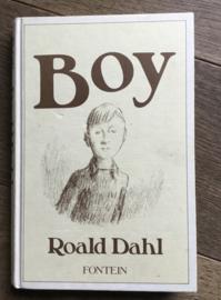 Boy , Roald Dahl