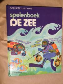 Spelenboek,  de zee. 1976