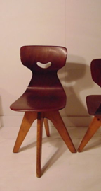 PAGHOLZ children chair designed by Adam Stegner – 1950's