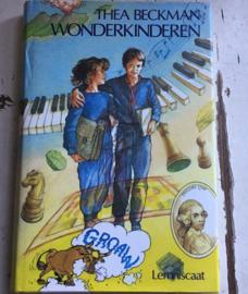 Wonderkinderen, Thea beckman, bekroond