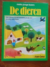 de dieren  jonge lezers reeks