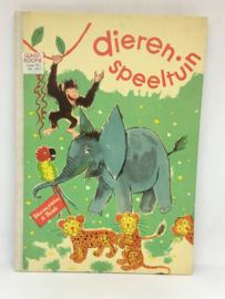 Dierenspeeltuin , 1960;