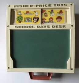 fisher price   school desk