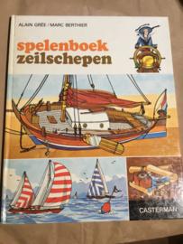 Spelenboek,  de zeilschepen 1973