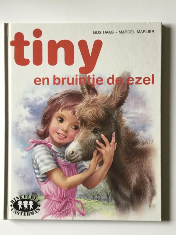 Tiny  en bruintje de ezel