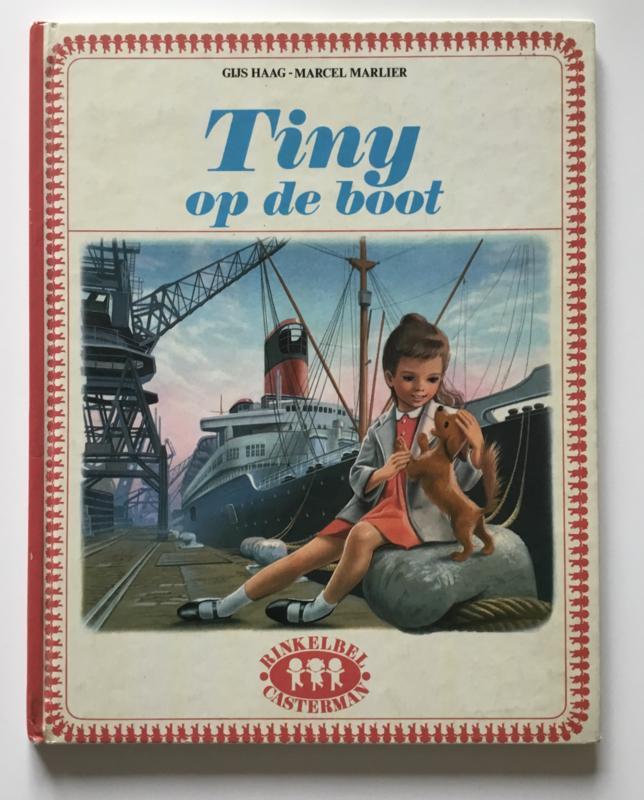 Tiny  op de boot, 1969