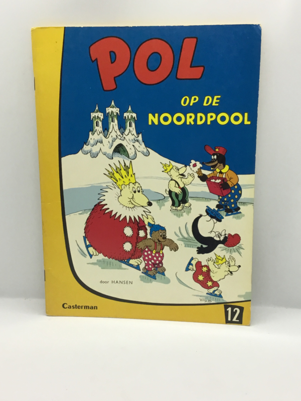 Pol op de noordpool  12