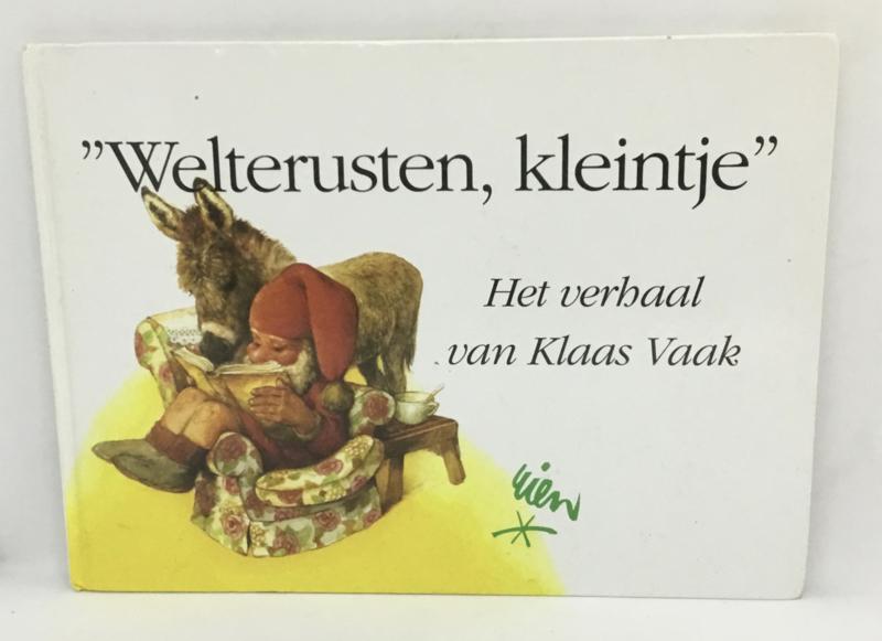 Rien Poortvliet,  Klaas vaak, welterusten
