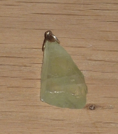 Calciet hanger groen ruw