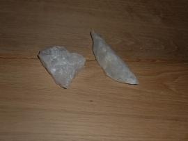 Bergkristal 100-150 gram