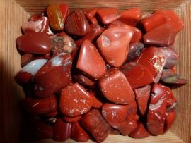 Waterset Jaspis rood