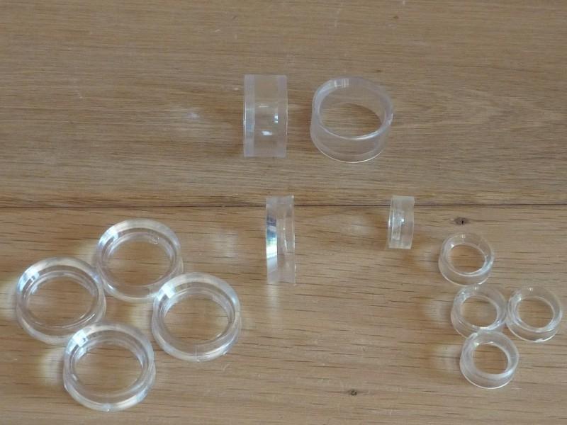 Ringentjes voor bollen en eitjes