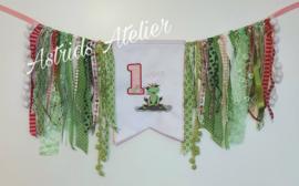 Verjaardags-banner lief