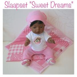 """*UITVERKOCHT* Slaapset """"Sweet Dreams"""" (compleet!)"""