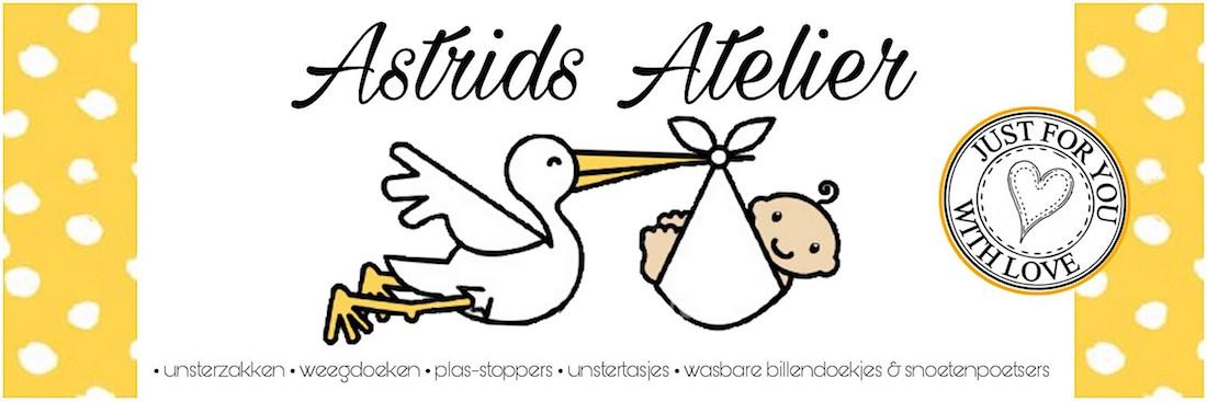 Astrids Atelier Weegdoeken