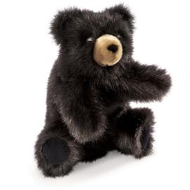 2232 kleine zwarte beer
