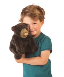 3107 kleine bruine beer