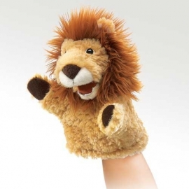 2930 Poppenkastpop Kleine  leeuw