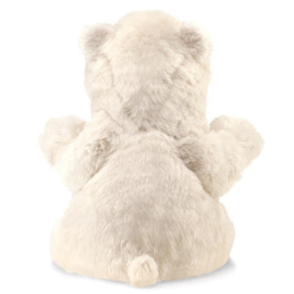 3103 Zittende ijsbeer