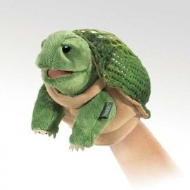 2968 Poppenkastpop Kleine schildpad