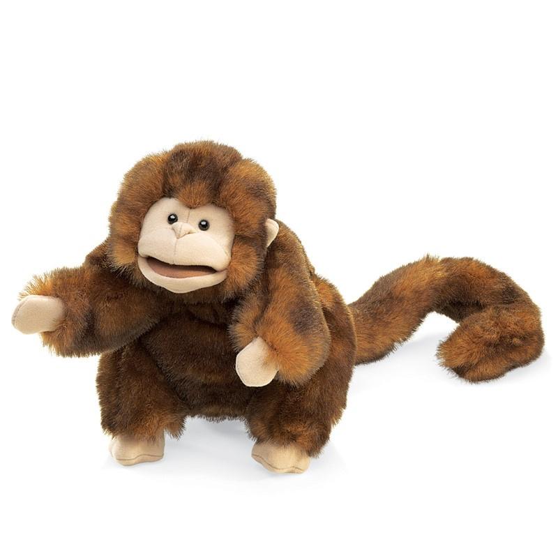 2123 Bruine aap