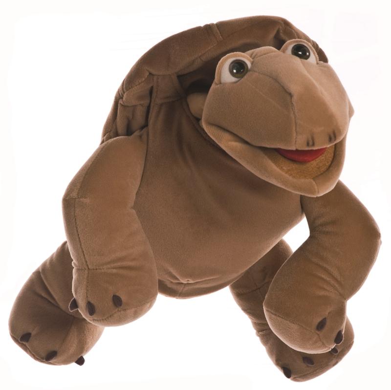 L123 Sammy de schildpad (groot)