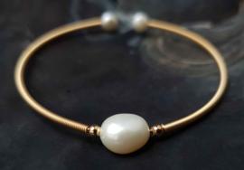 Zoetwater parel armband Gaura W One