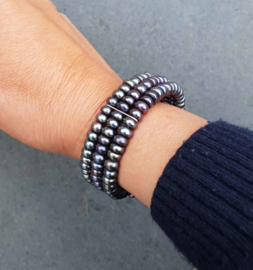 Zoetwater parel armband Cleopatra