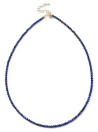 Edelstenen ketting Lapis Lazuli Mini