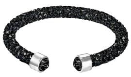 Kristallen armband Stardust Black