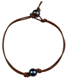 Zoetwater parel armband Broanna