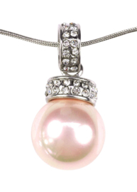 Mother of Pearl parel ketting Zalamie