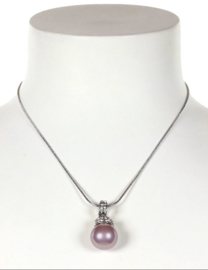 Mother of Pearl parel ketting Fillanie