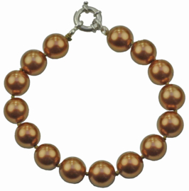 Mother of Pearl parel armband Brosali