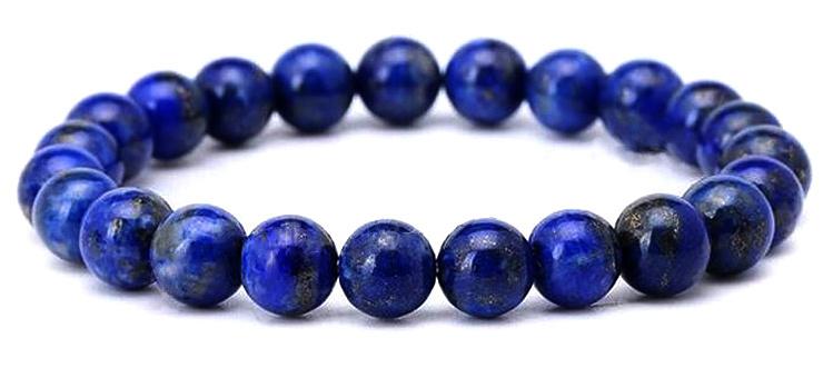 Edelstenen armband Lapis Lazuli