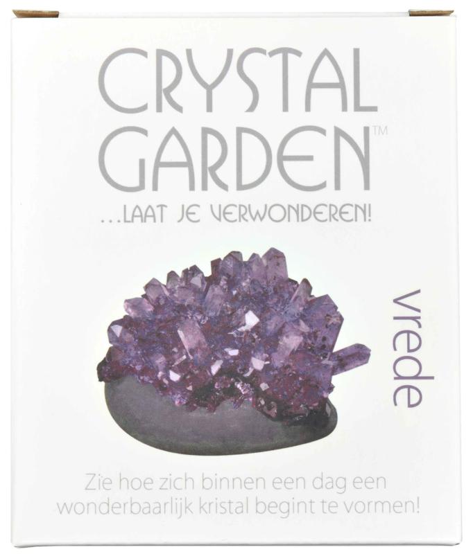 Cadeau set Crystal Garden - Vrede