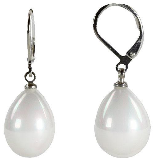 Mother of pearl parel oorbellen Wolly