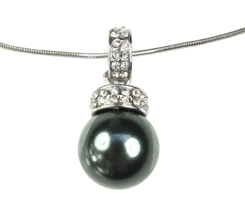 Mother of Pearl parel ketting Blizanie
