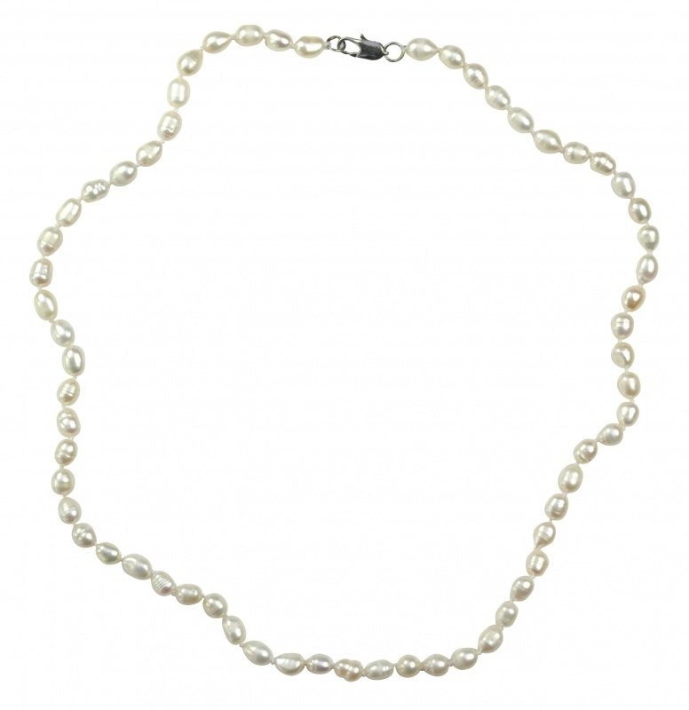 Zoetwater parelketting Mini